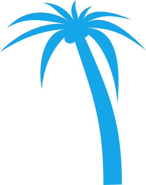 palm tree clip art - photo #29