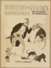Mcintyre & Heath S Comedians The Epitome Of Vaudeville. Clip Art