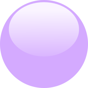 Bubble Purple Clip Art
