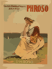 Charles Frohman Presents A New Play, Phroso By Anthony Hope. Clip Art