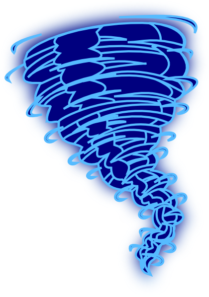free animated tornado clipart - photo #26