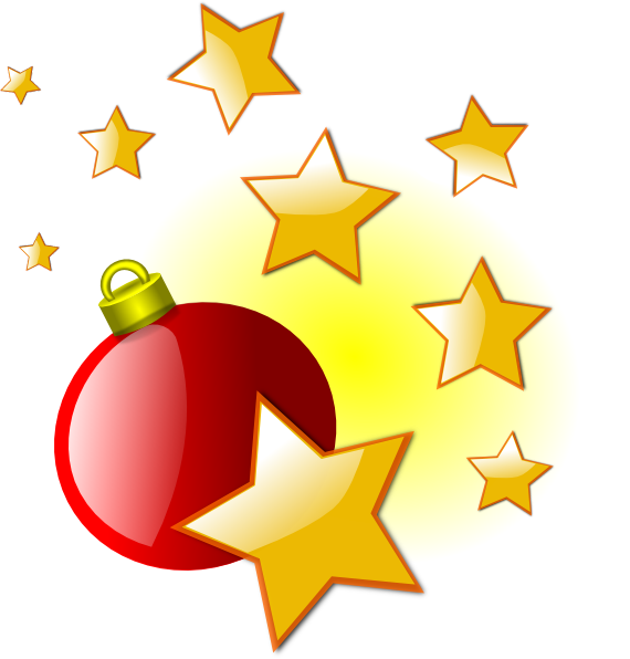 clipart christmas decorations - photo #3