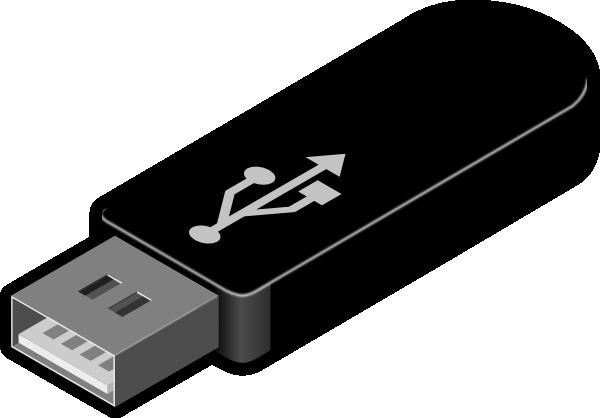 Usb Clip Art at Clker.com - vector clip art online ...