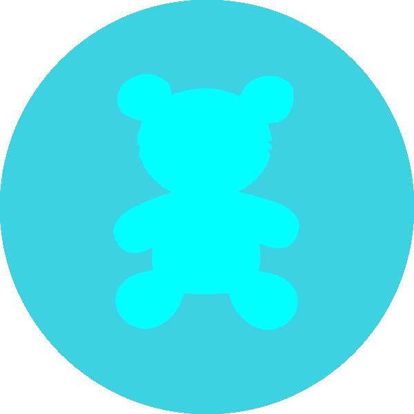 blue circle clip art - photo #41