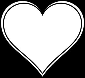 double outline heart clip art at clker com vector clip art online rh clker com double heart shape clipart double heart outline clipart