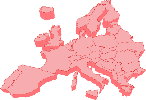 clipart of europe - photo #5