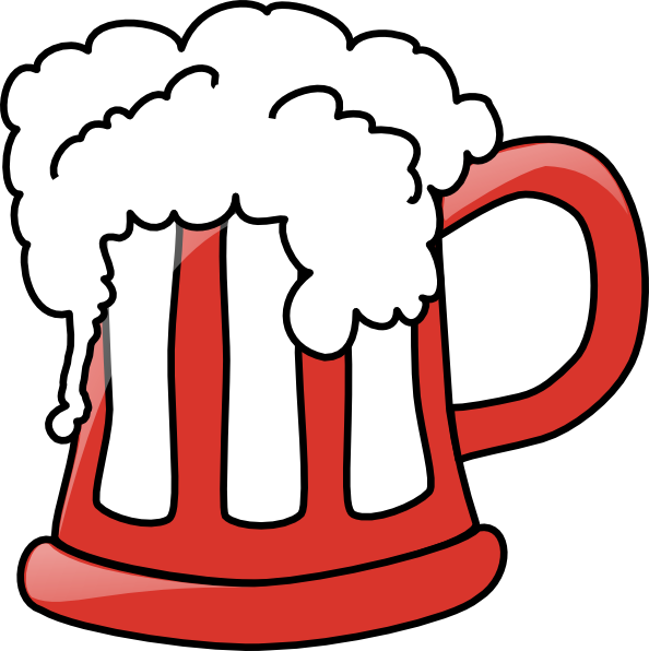 beer stein clipart free - photo #35