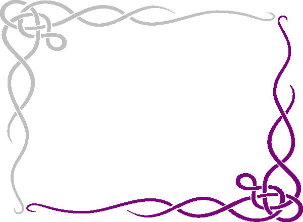 Edge Border Clip Art