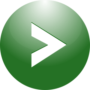Play Green Button Arrow Clip Art