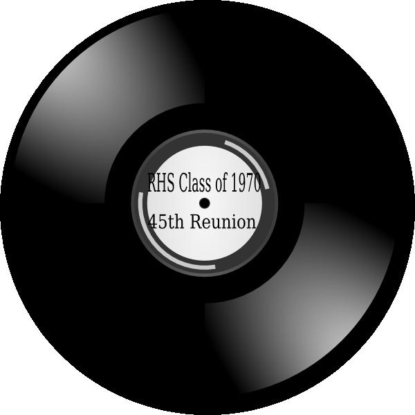 45th Class Reunion Clip Art at Clker.com - vector clip art online ...