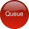Queue Button Clip Art