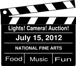 Fine Arts Auction 2 Clip Art