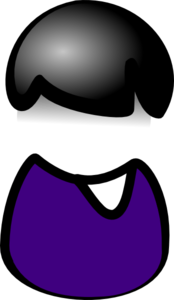 Purple, Business, Guy Clip Art