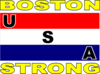 Boston Strong Clip Art