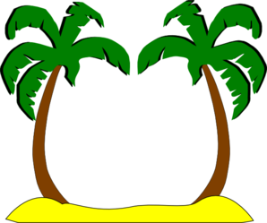 Sophies Palm Trees Clip Art at Clker.com - vector clip art ...