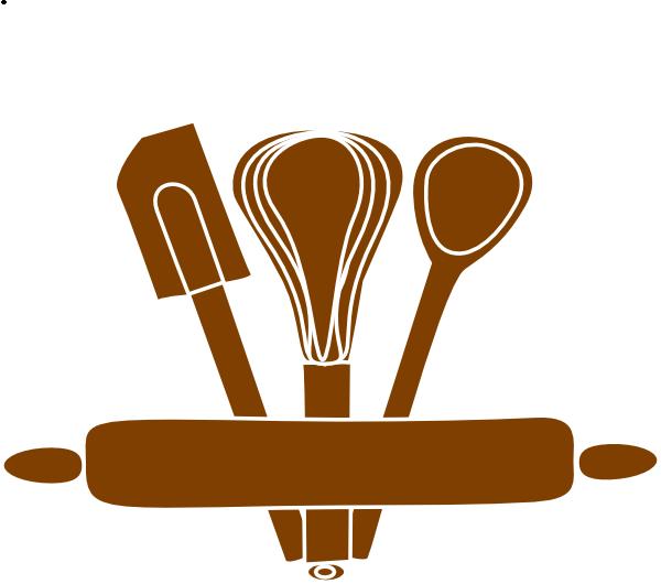 Baking Tools Vector Baking Tools Clip Art At Clker  Vector Clip Art Online