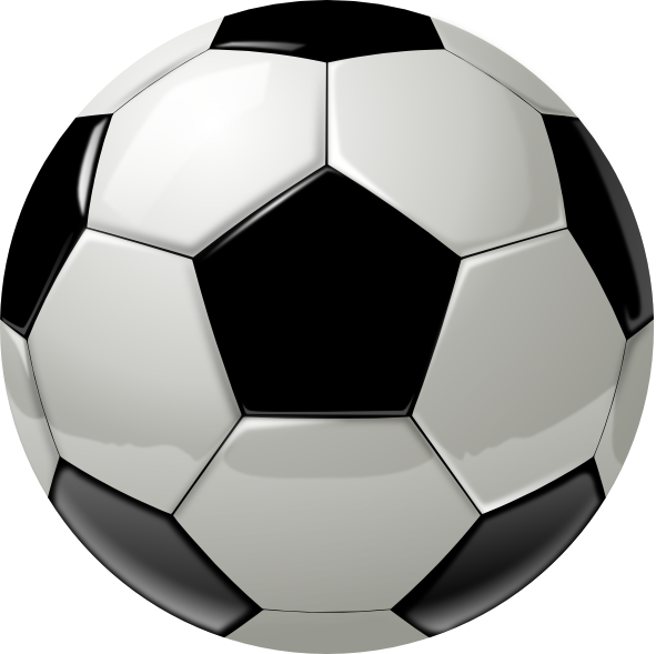 Soccer Ball Clip Art at ClipartDeck.com - vector clip art online.