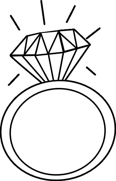 ring outline clip art at clker com