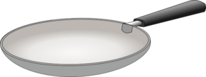 Frying Pan Clip Art