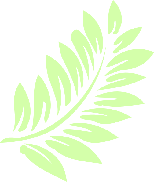 flower leaf clipart - photo #12