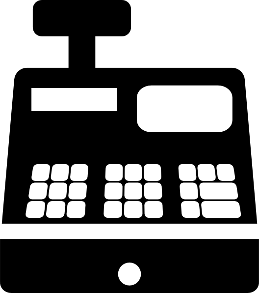 Cash Register Clip Art at Clker.com - vector clip art ...