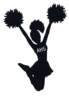 Ahs Cheer Icon Clip Art