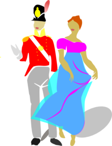 Regency Period Clip Art