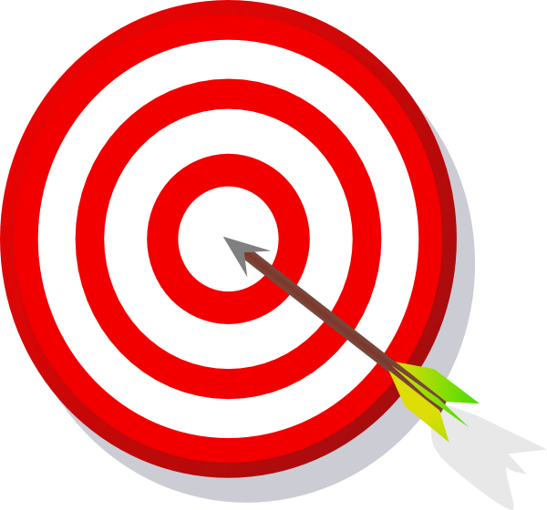 clip art arrow target - photo #23