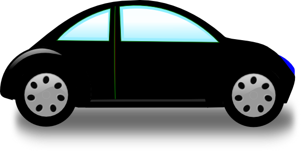 Black Car Clip Art at Clker.com - vector clip art online ...