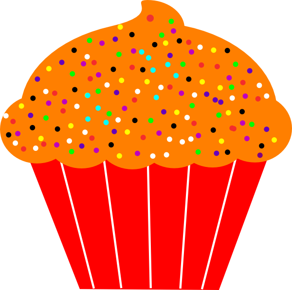 halloween cupcakes orange frosting