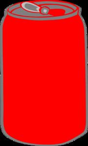 Red Soda Clip Art At Clker Com Vector Clip Art Online