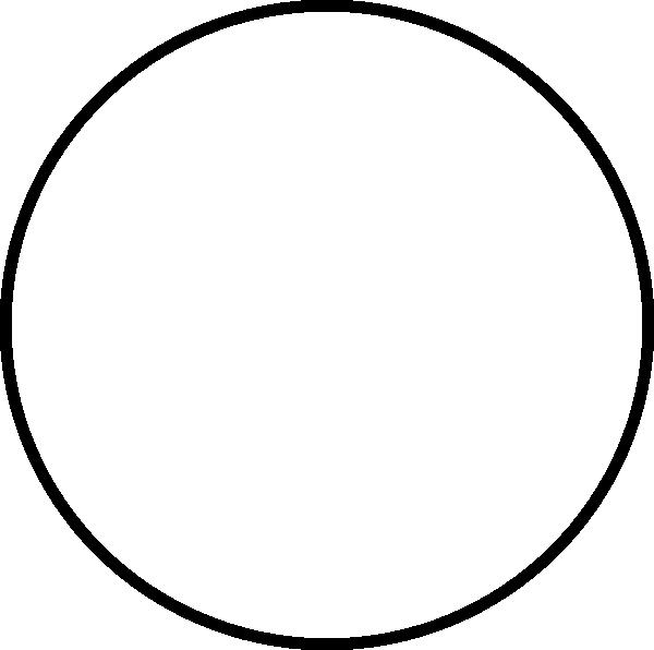 Transparent Black Circle Clip Art at Clker.com - vector ...