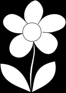 Clear Flower Clip Art at Clker