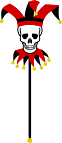 Puppet On Stick Clip Art
