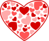 Heart Of Hearts Clip Art