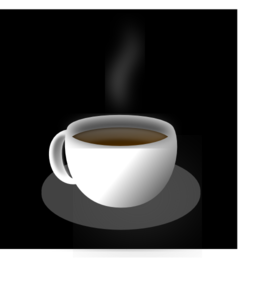 Small Cup Of Coffee Clip Art