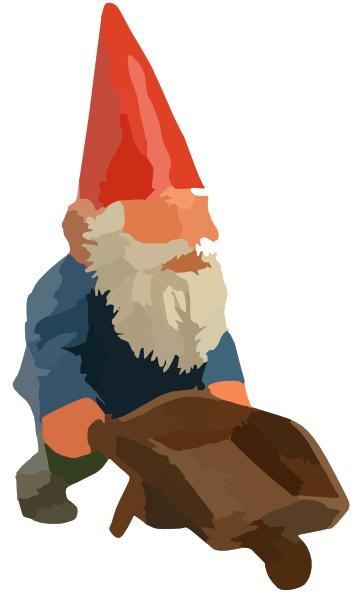 Gnome Clip Art: Garden Gnome Clip Art At Clker.com