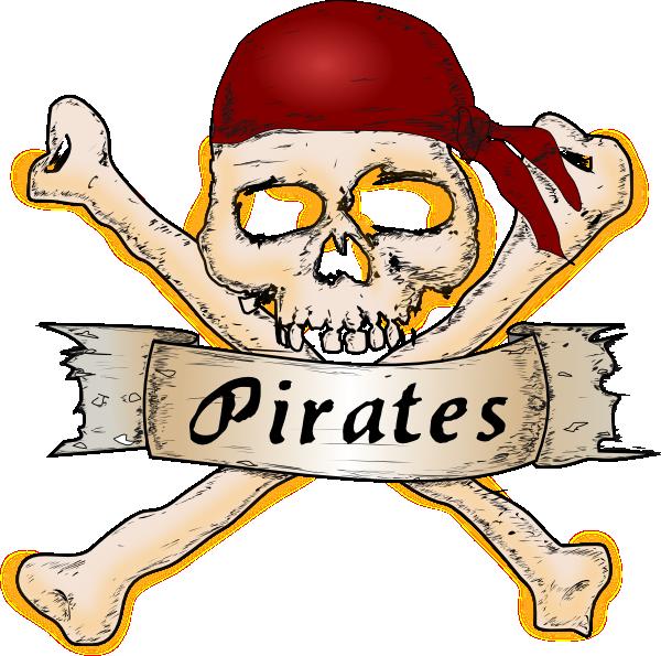 Pirates Symbol Clip Ar...