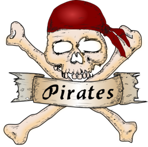 Pirates Symbol Clip Art