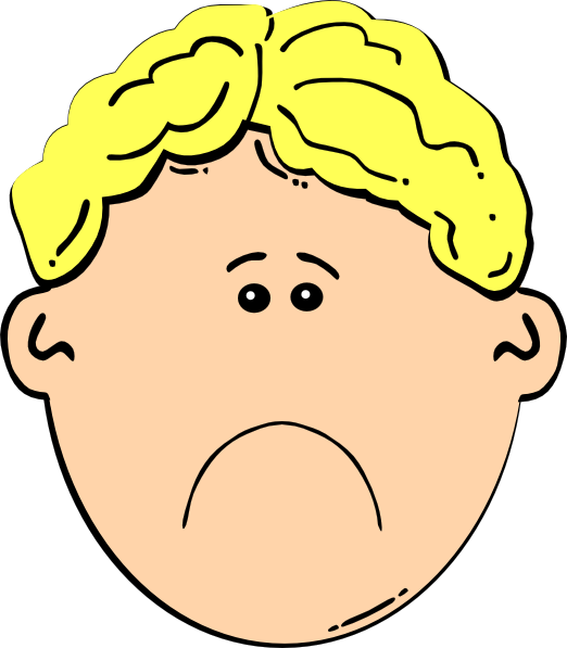 sad boy clip art at clker com vector clip art online sand clipart black and white sand clipart black and white