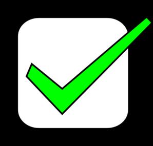 nxt checkbox checked clip art at clker com vector clip art online rh clker com check mark in box clipart check mark in box clipart