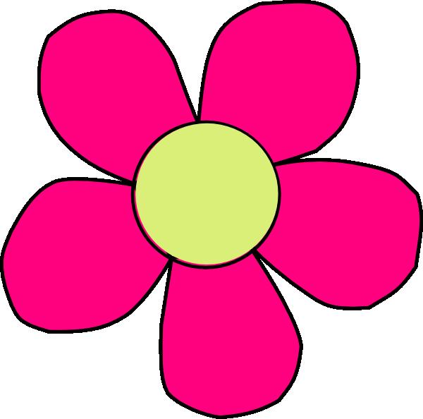 flower clip art at clker com vector clip art online royalty free rh clker com flower clip art free pdf flower clip art free images black and white
