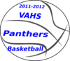 Panthers Basketball 2011 2012 Clip Art