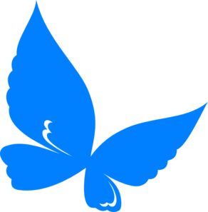 Image result for blue butterfly clipartbutterfly