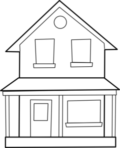 Download Drawings Of Houses Clipart