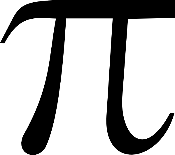 Pi Symbol Clip Art At Clker Vector Clip Art Online Royalty