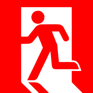 emergency exit clip art at clker com vector clip art online rh clker com clipart emergency clipart emergency