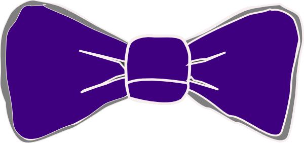 bow tie purple clip art at clker com vector clip art online rh clker com bow tie clip art silhouette bow tie clip art printable