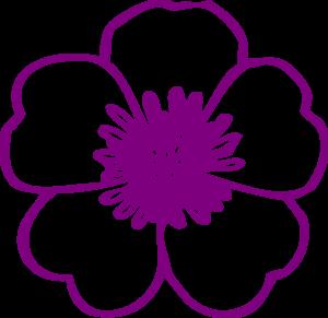 flower clip art at clker com vector clip art online royalty free rh clker com English Lavender Flower Clip Art Lavender Plant Sketch