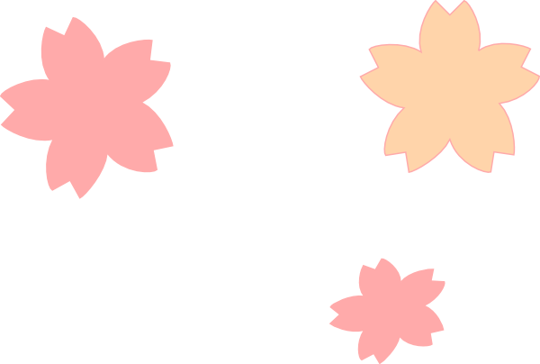 pink sakura clip art at clker com